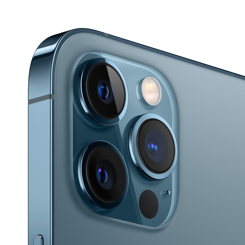 iPhone 12 Pro Max fotocamera