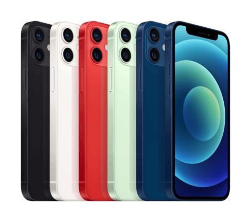 iPhone 12 mini colorazioni