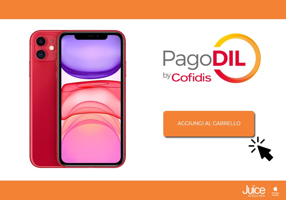 Acquista i tuoi dispositivi Apple a rate online: scopri PagoDIL online