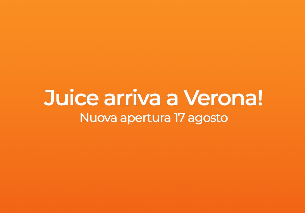 A Verona Juice apre un nuovo negozio Apple Premium Reseller e Centro Assistenza Autorizzato Apple