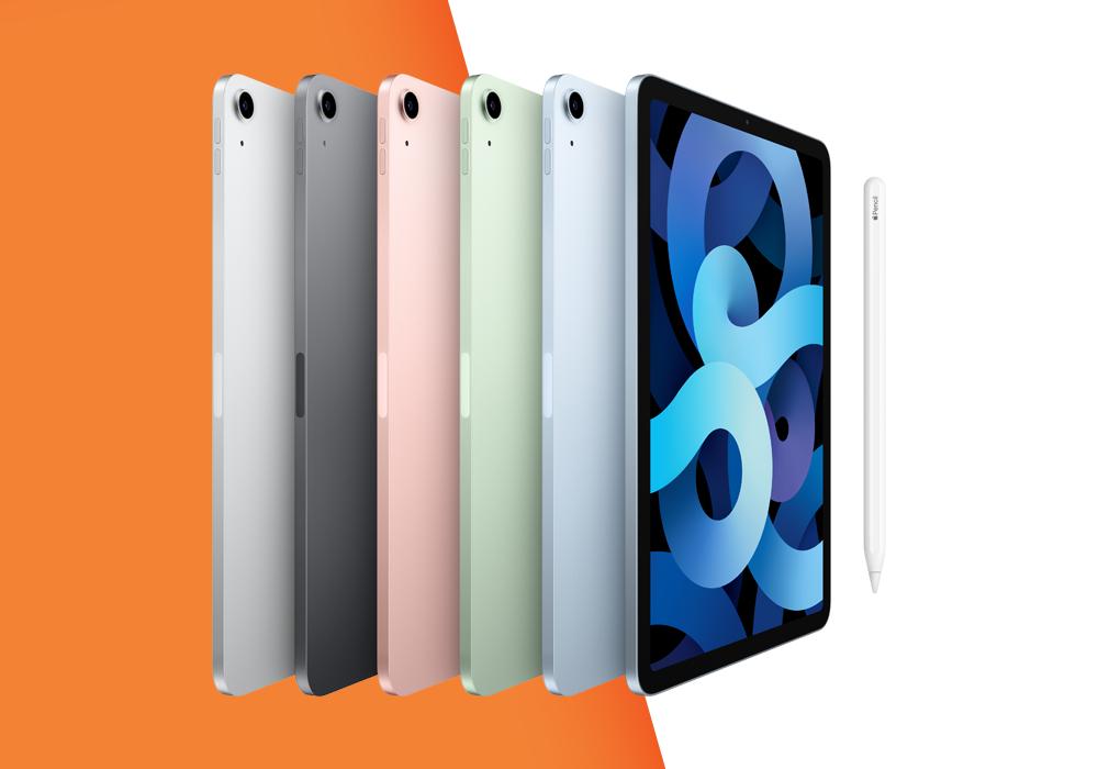 Nuovo iPad Air: più potenza e versatilità da portare sempre con sé!