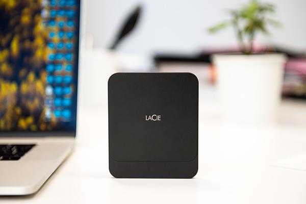 Archiviazione SSD di LaCie: velocità, sicurezza e capacità in un unico strumento