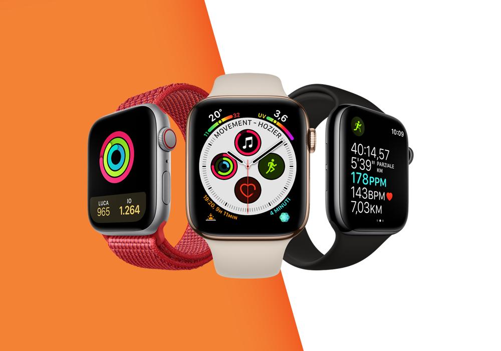Apple Watch: il compagno per la tua estate