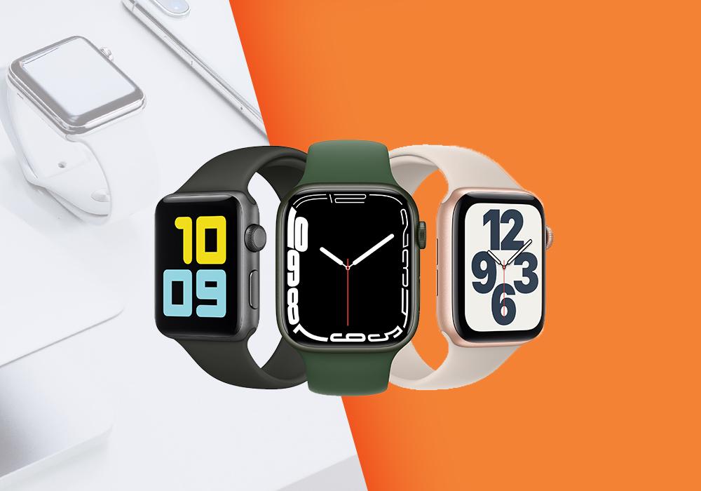 Scopri tutte le caratteristiche del nuovo Apple Watch Series 7